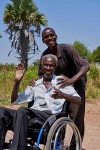Support to elderly